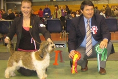 BEST OF BREED at Lahti INT show 2006